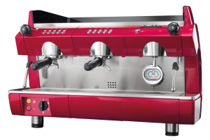 GAGGIA GE 2GR AUTOMATIC RED